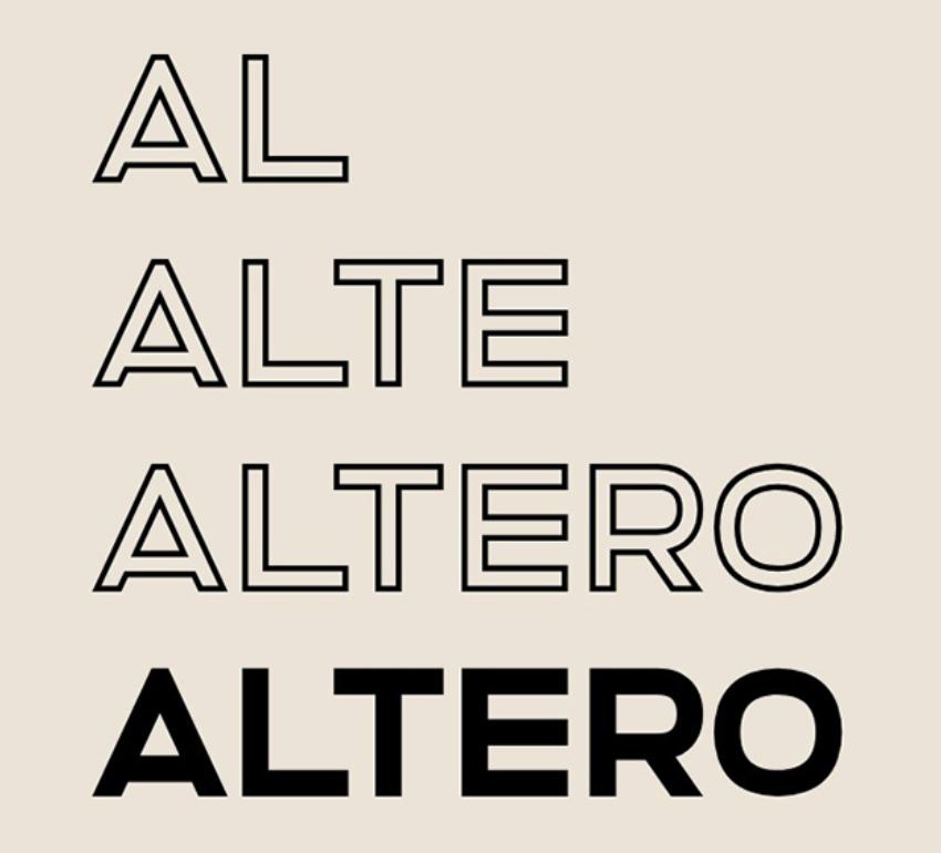 Altero Best Font