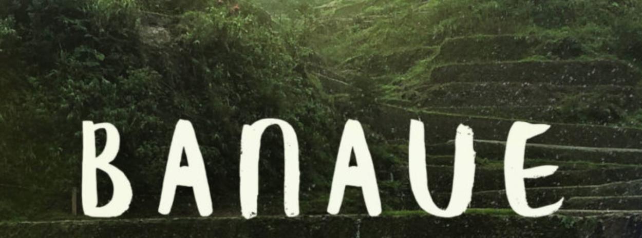 Banaue Best Font