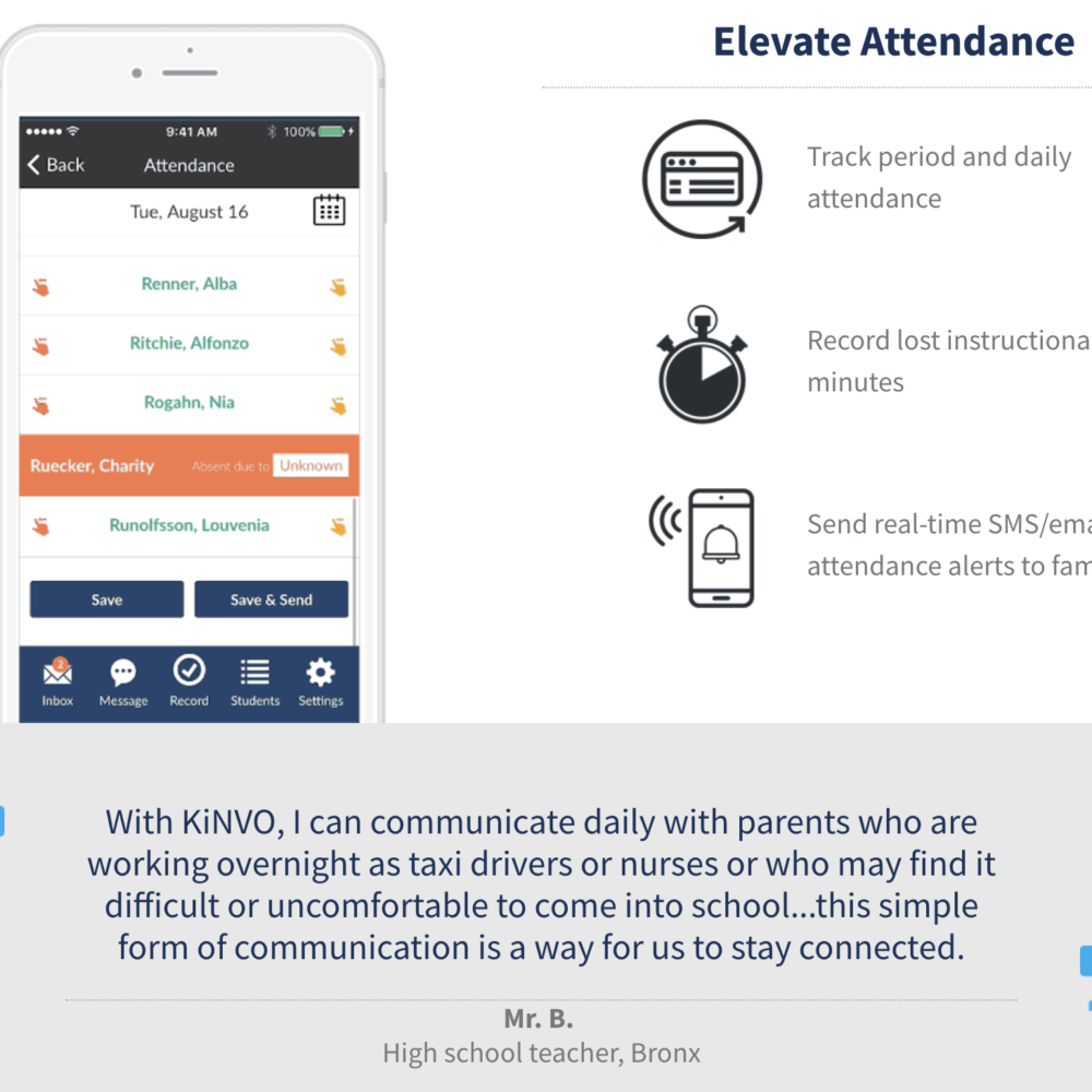 Elevate Mobile App