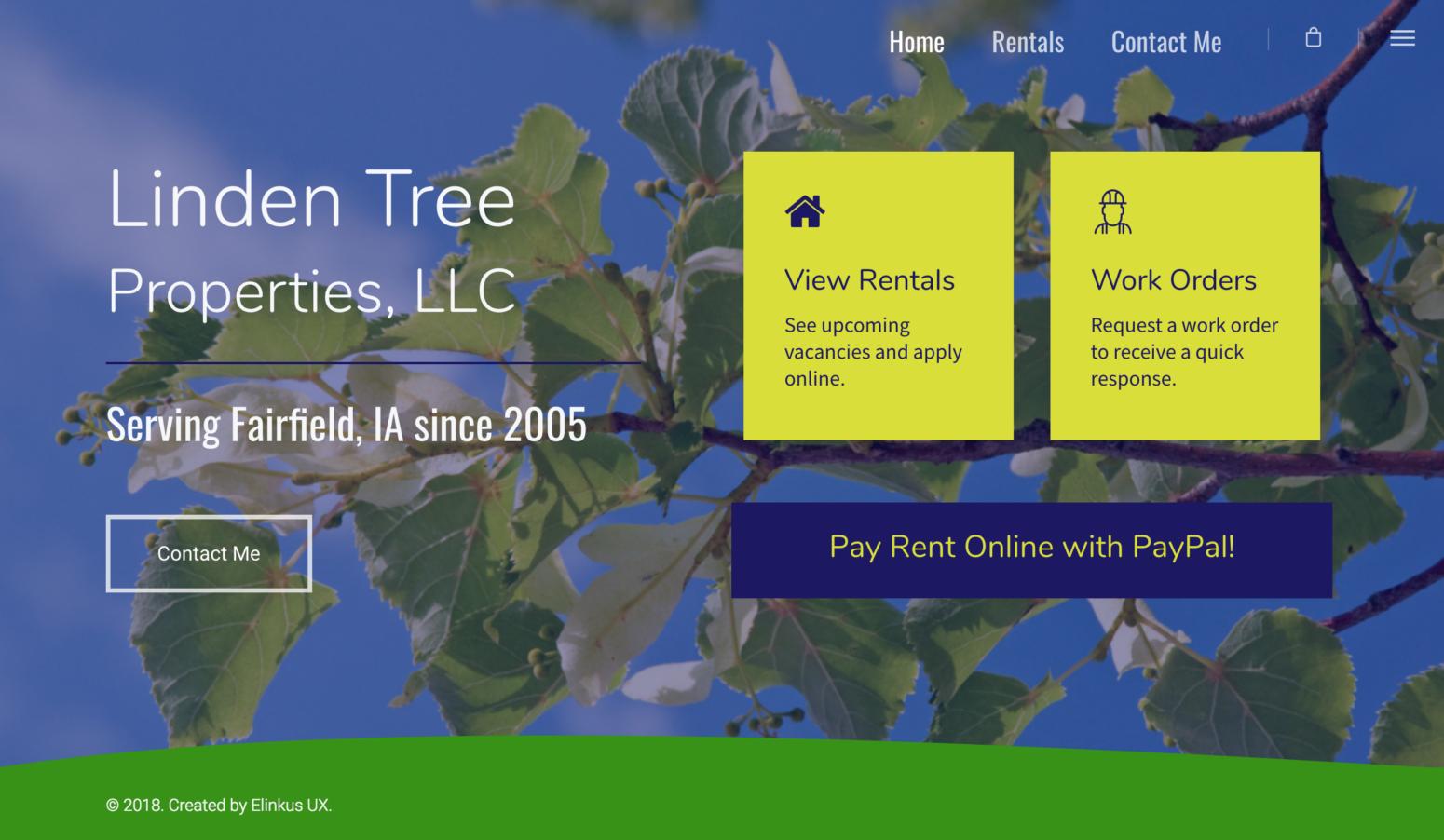 Linden Tree Properties, LLC